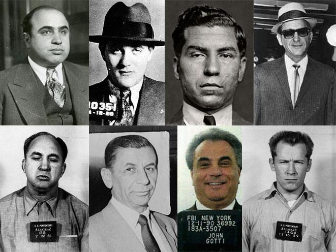 Las Vegas Mobsters ที่มีชื่อเสียง: พวกอันธพาลที่มีชื่อเสียงใน Vegas