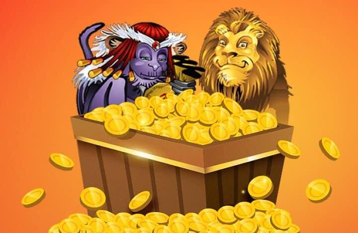 Lucky Punter ทำแจ๊คพอตแตก 10.7 ล้านใน Mega Moolah Slot