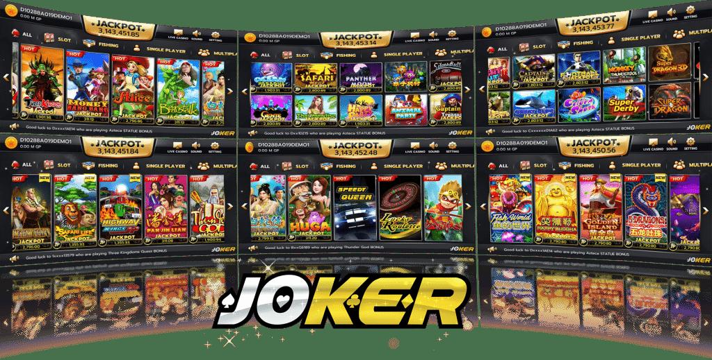 Joker Gaming สล็อต เว็บสล็อตออนไลน์ชั้นนำแนวหน้า- UFABET