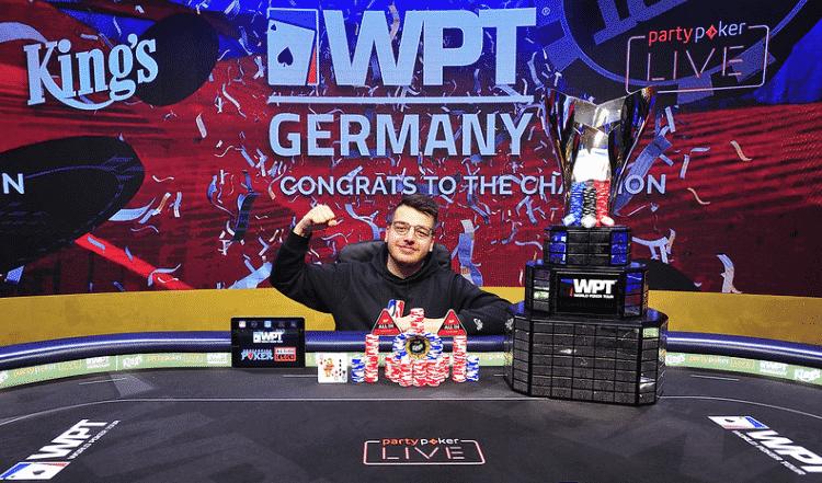 WPT ประเทศเยอรมนี - ได้ผู้ชนะสองคนเป็นที่เรียบร้อย