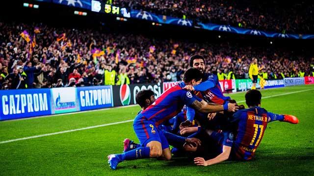 barcelona 6-1 psg ปาฏิหาริย์คัมแบ็ก