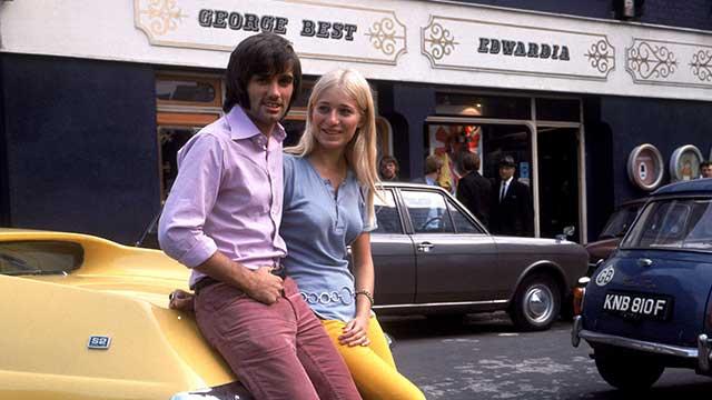 จอร์จ เบสต์ George Best